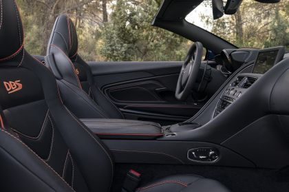 2019 Aston Martin DBS Superleggera Volante 140