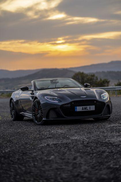 2019 Aston Martin DBS Superleggera Volante 166