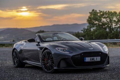 2019 Aston Martin DBS Superleggera Volante 170