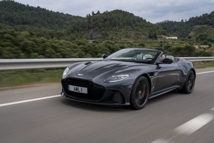 2019 Aston Martin DBS Superleggera Volante 178