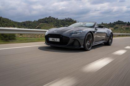 2019 Aston Martin DBS Superleggera Volante 180