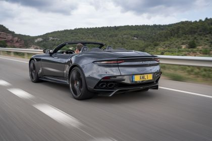 2019 Aston Martin DBS Superleggera Volante 187