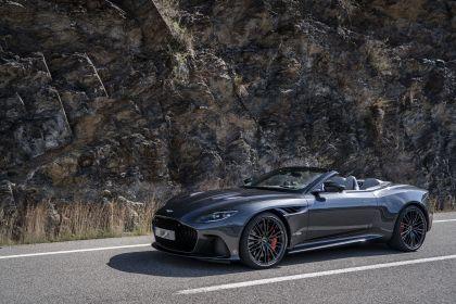 2019 Aston Martin DBS Superleggera Volante 190