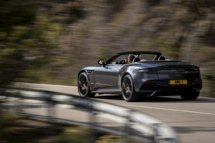 2019 Aston Martin DBS Superleggera Volante 195