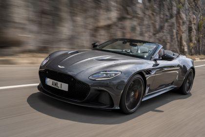 2019 Aston Martin DBS Superleggera Volante 203