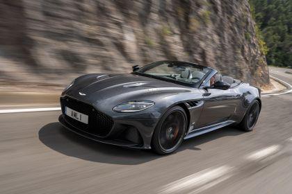 2019 Aston Martin DBS Superleggera Volante 204