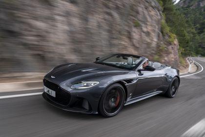 2019 Aston Martin DBS Superleggera Volante 205