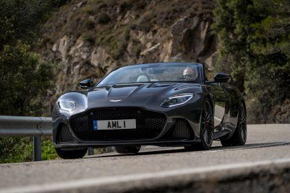 2019 Aston Martin DBS Superleggera Volante 208