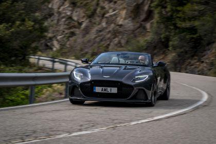 2019 Aston Martin DBS Superleggera Volante 209