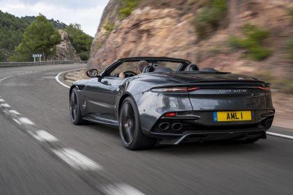 2019 Aston Martin DBS Superleggera Volante 210