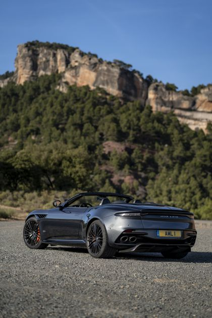 2019 Aston Martin DBS Superleggera Volante 240