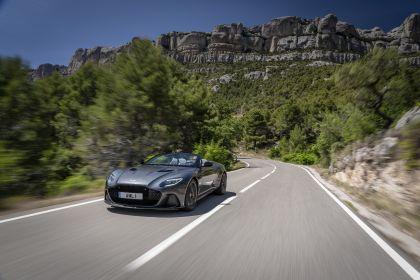 2019 Aston Martin DBS Superleggera Volante 242