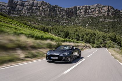 2019 Aston Martin DBS Superleggera Volante 243