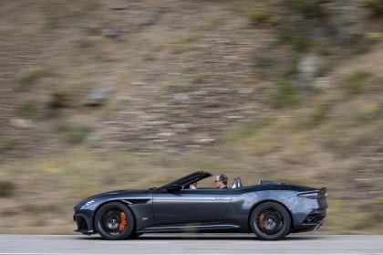 2019 Aston Martin DBS Superleggera Volante 252