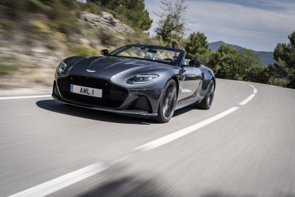2019 Aston Martin DBS Superleggera Volante 259