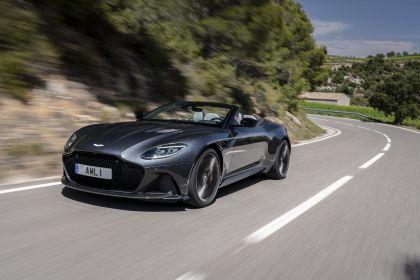 2019 Aston Martin DBS Superleggera Volante 260
