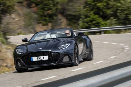 2019 Aston Martin DBS Superleggera Volante 264