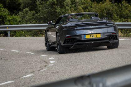 2019 Aston Martin DBS Superleggera Volante 265