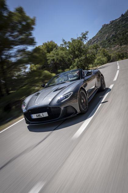 2019 Aston Martin DBS Superleggera Volante 266