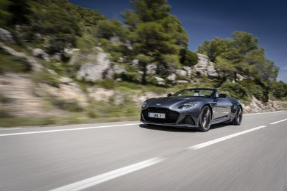 2019 Aston Martin DBS Superleggera Volante 268