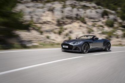 2019 Aston Martin DBS Superleggera Volante 269