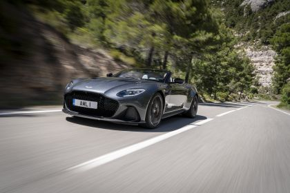 2019 Aston Martin DBS Superleggera Volante 270