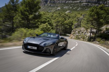2019 Aston Martin DBS Superleggera Volante 276