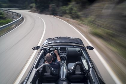 2019 Aston Martin DBS Superleggera Volante 290