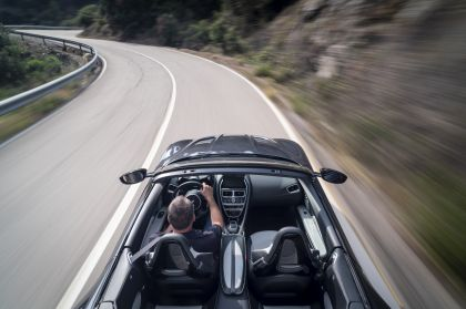 2019 Aston Martin DBS Superleggera Volante 292