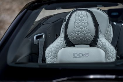 2019 Aston Martin DBS Superleggera Volante 320