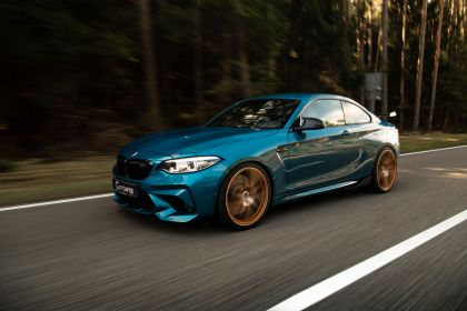 2019 BMW M2 ( F87 ) Competition by G-Power 1