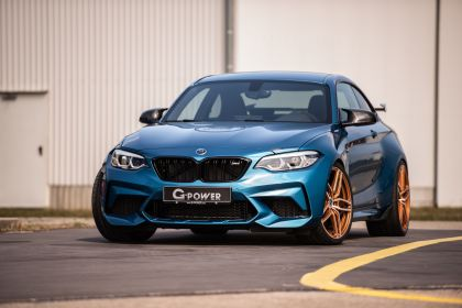 2019 BMW M2 ( F87 ) Competition by G-Power 3