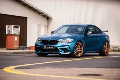 2019 BMW M2 ( F87 ) Competition by G-Power 4