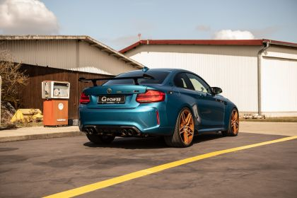 2019 BMW M2 ( F87 ) Competition by G-Power 5
