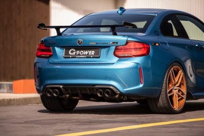 2019 BMW M2 ( F87 ) Competition by G-Power 7