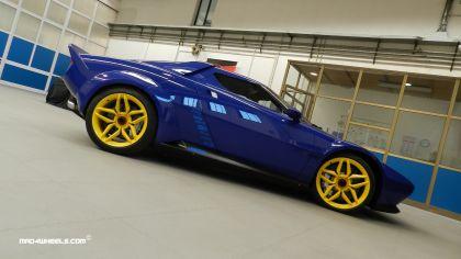 2018 M.A.T. Stratos - France blue 85