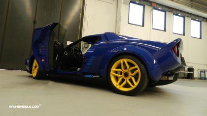 2018 M.A.T. Stratos - France blue 103