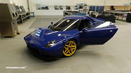 2018 M.A.T. Stratos - France blue 107