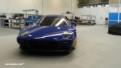 2018 M.A.T. Stratos - France blue 126