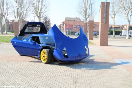 2018 M.A.T. Stratos - France blue 135