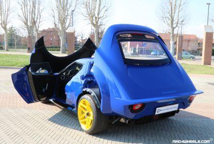 2018 M.A.T. Stratos - France blue 137