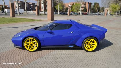 2018 M.A.T. Stratos - France blue 155