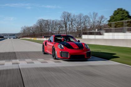 2019 Porsche 911 ( 991 type II ) GT2 RS - lap record 1