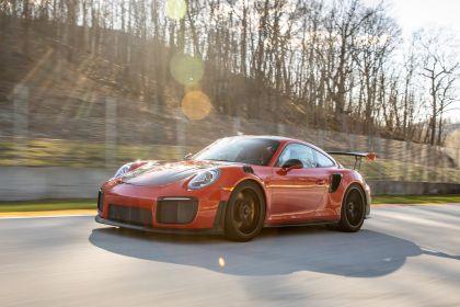 2019 Porsche 911 ( 991 type II ) GT2 RS - lap record 13