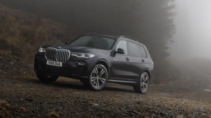 2019 BMW X7 xDrive 30d - UK version 8