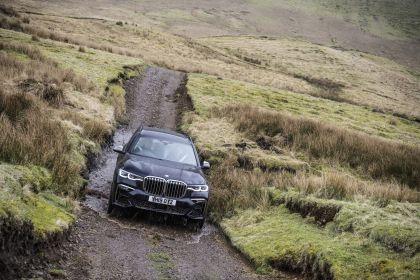 2019 BMW X7 xDrive M50d - UK version 18