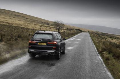2019 BMW X7 xDrive M50d - UK version 21