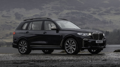 2019 BMW X7 xDrive M50d - UK version 8