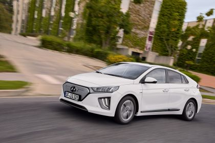 2019 Hyundai Ioniq Electric 9