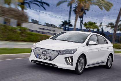 2019 Hyundai Ioniq Electric 17